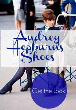 Audrey Hepburn Shoes - Classic Fashion Icons
