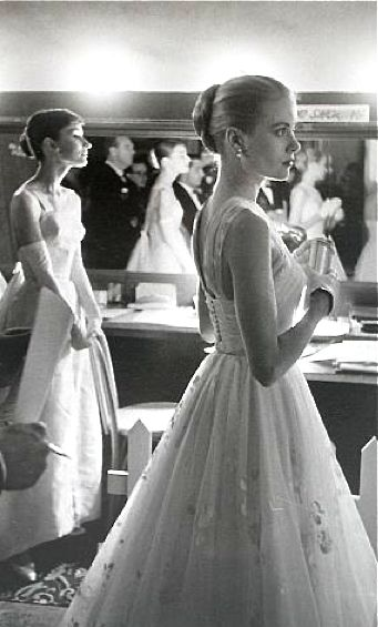 Audrey Hepburn and Grace Kelly 1 - Classic Fashion Icons