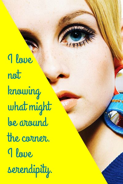 Twiggy Quotes - Classic Fashion Icons